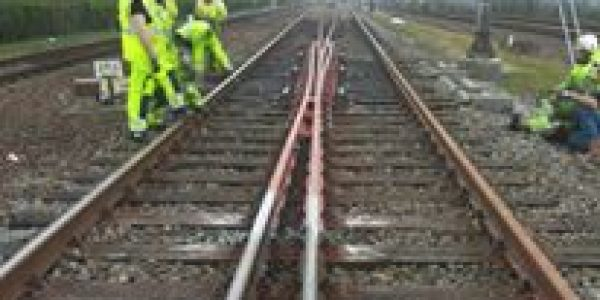 Leveren en monteren raildempers – DVRI